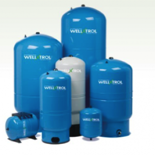 Storage and pressure tanks